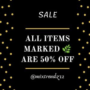 Like this post for future sale notifications!!!